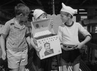 Добро пожаловать, или Посторонним вход воспрещен (1964)