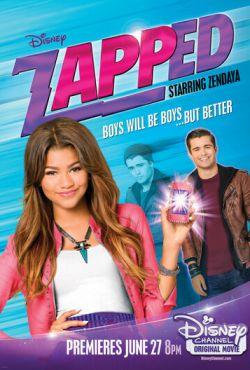 Zapped. Волшебное приложение (2014)