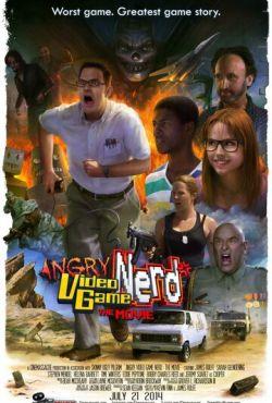 Злостный видеоигровой задрот: Кино (2014)