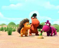 Кокоша — маленький дракон (2014)